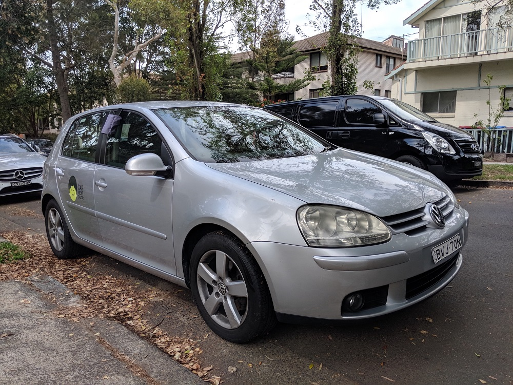 Picture of Sarah's 2008 Volkswagen Golf