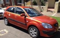 Picture of Damian's 2008 Kia Rio LX