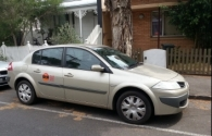 Picture of Anita's 2007 Renault Megane