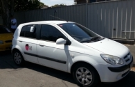 Picture of Olivia's 2005 Hyundai Getz