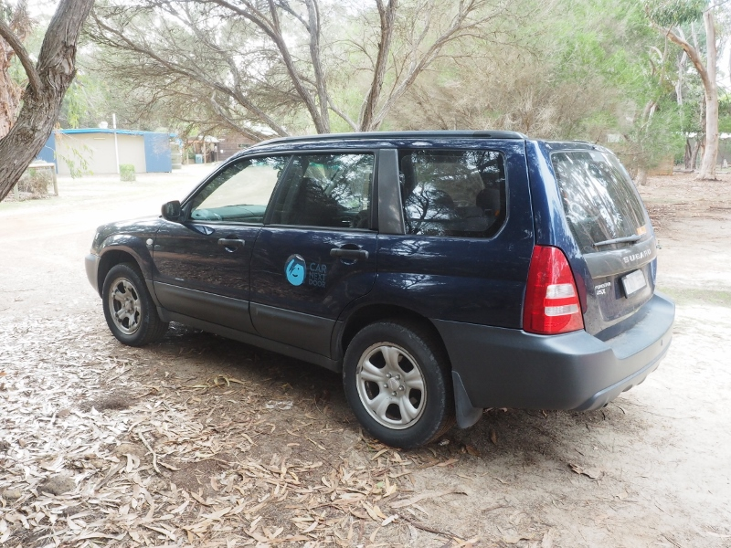 Picture of Donna's 2004 Subaru Forester