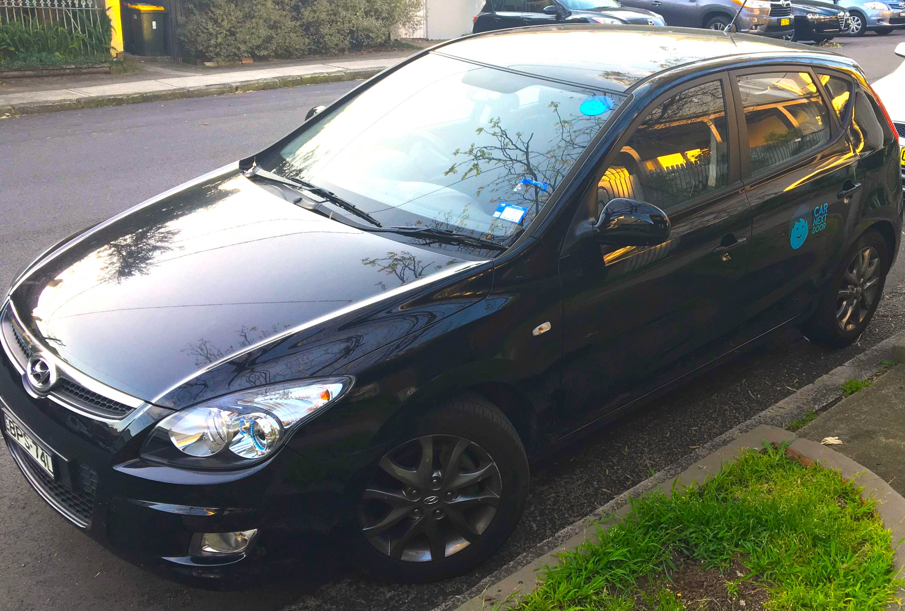 Picture of Naomi's 2010 Hyundai I30