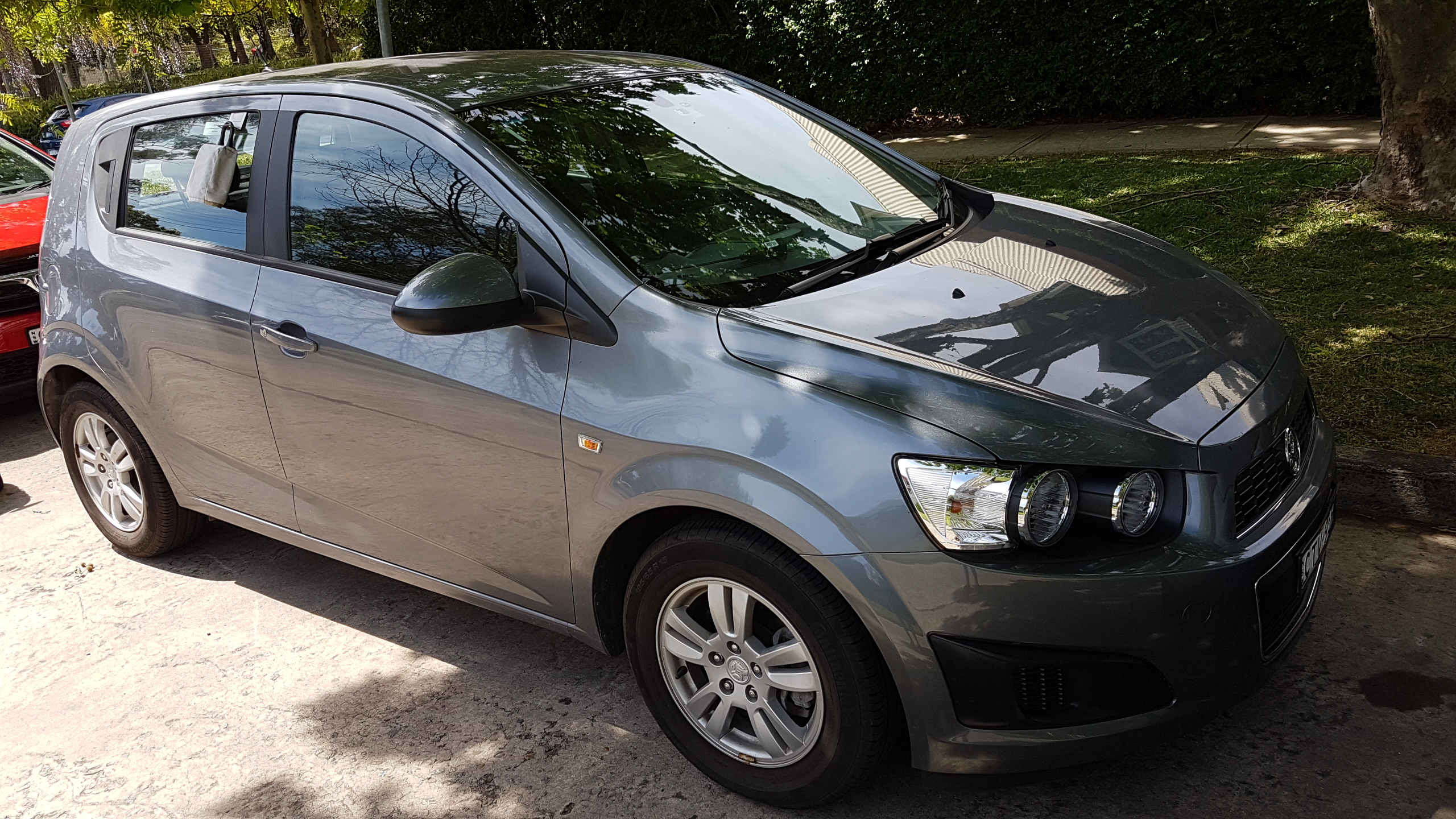 Picture of Jeremy's 2014 Holden Barina