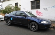 Picture of Michael's 2002 Mitsubishi Lancer