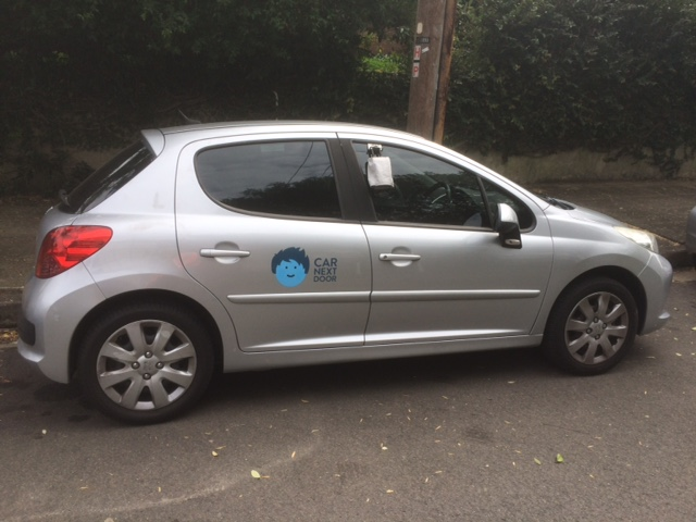 Picture of Annabel's 2007 Peugeot 207