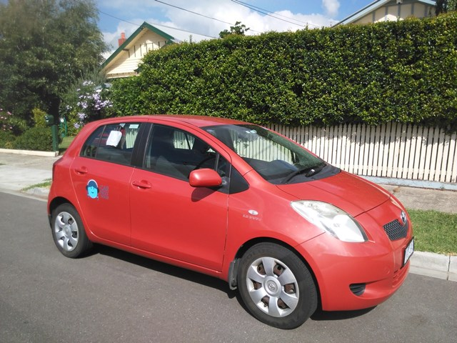 Picture of Tina's 2006 Toyota Yaris