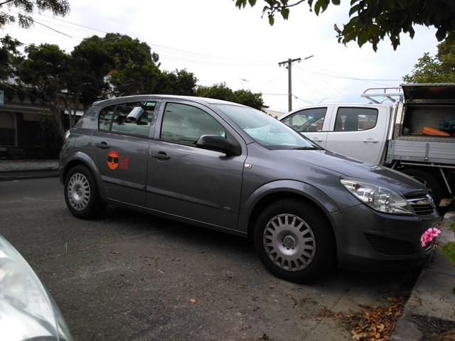 Picture of Eimear's 2007 Holden Astra