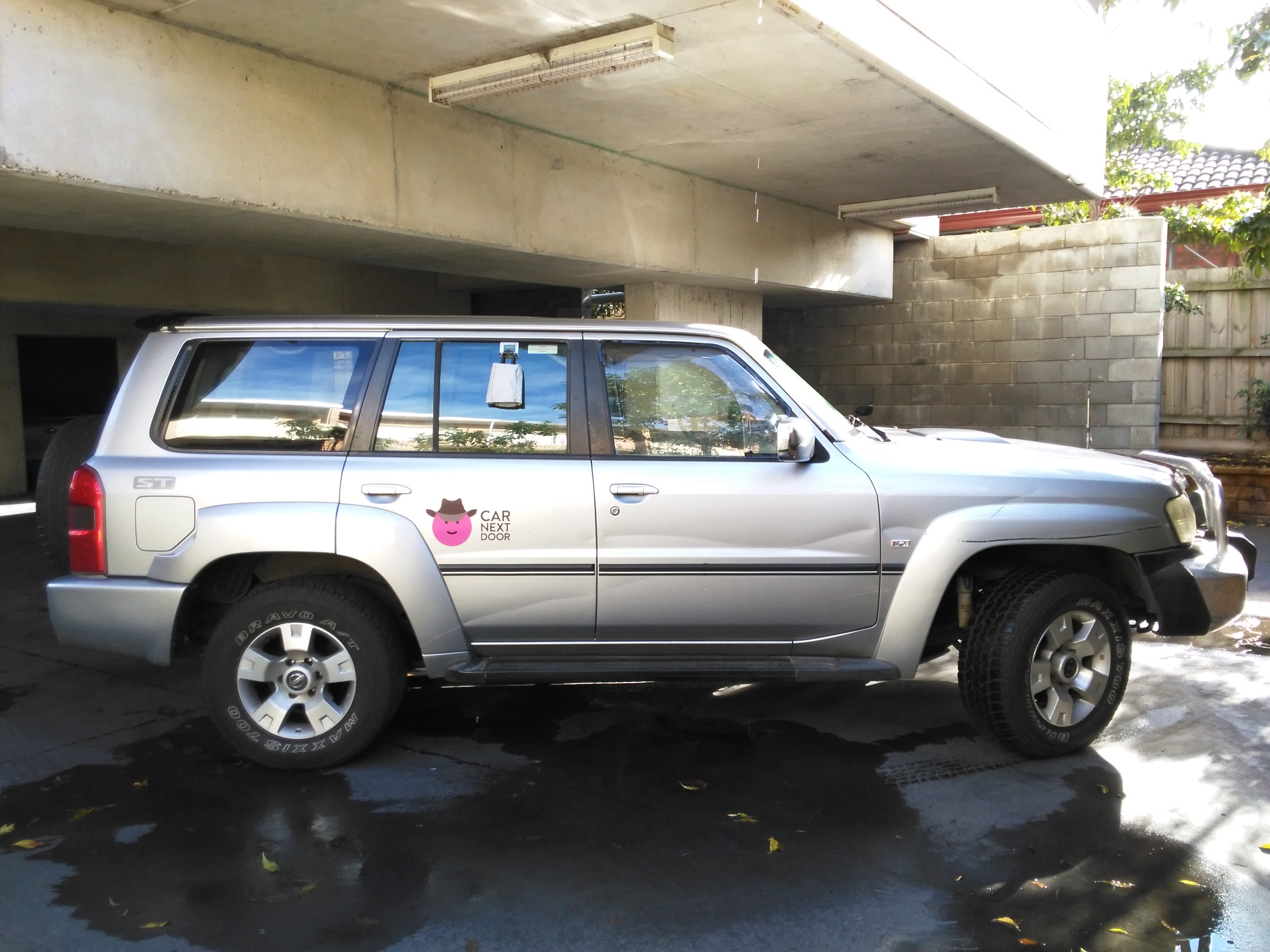 Picture of Cameron's 2005 Nissan Patrol
