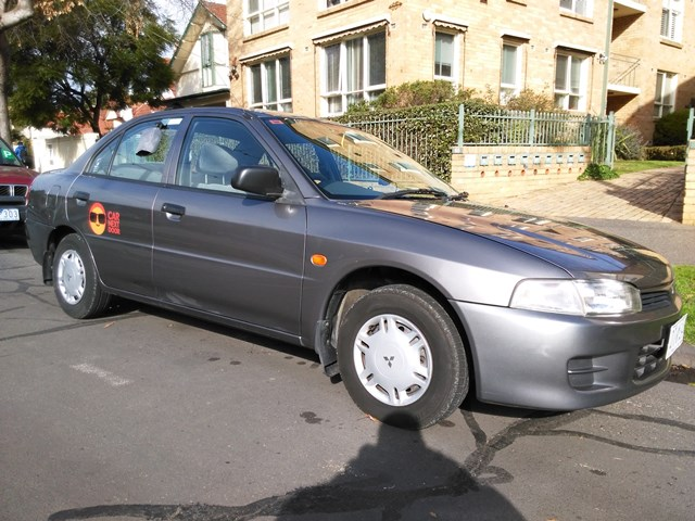 Picture of Rudie's 1998 Mitsubishi Lancer