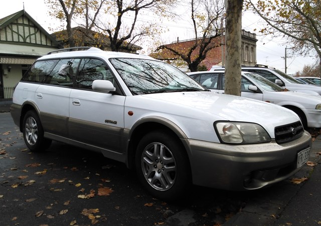 Picture of Mark's 2000 Subaru Outback