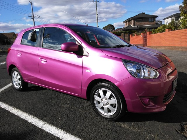 Picture of Eden's 2014 Mitsubishi Mirage