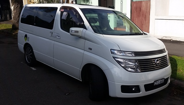 Picture Of Sarah S 2002 Nissan Elgrand Book This People Mover