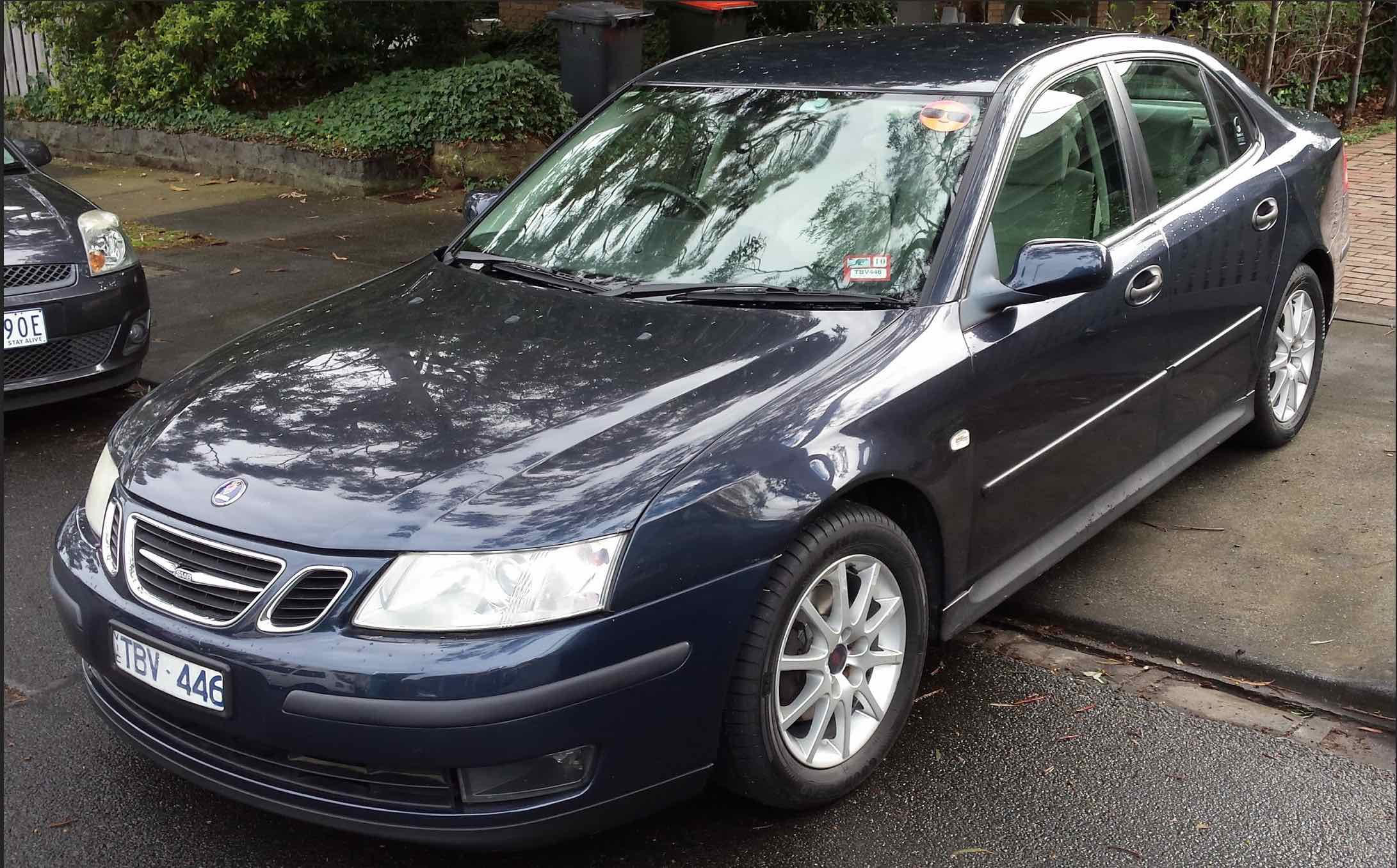 Picture of Denis' 2004 Saab 9-3