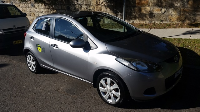 Picture of Carissa's 2009 Mazda 2