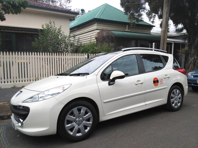 Picture of Sharyn's 2008 Peugeot 207