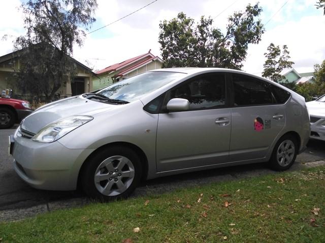 Picture of Erica's 2005 Toyota Prius