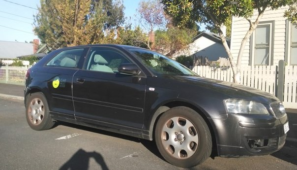 Picture of Fiona's 2005 Audi A3