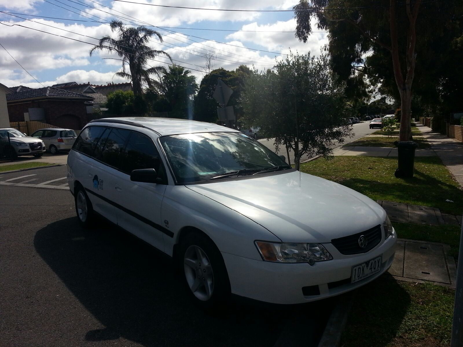 Picture of Ferne's 2003 Holden Commodore