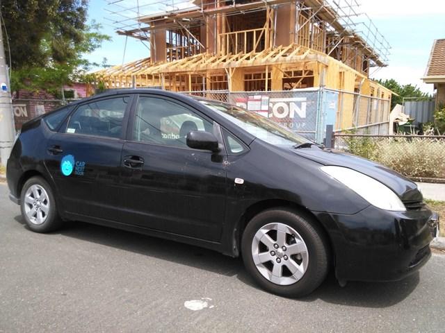 Picture of Tamar's 2005 Toyota Prius