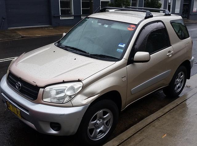 Picture of Andrew's 2005 Toyota RAV4