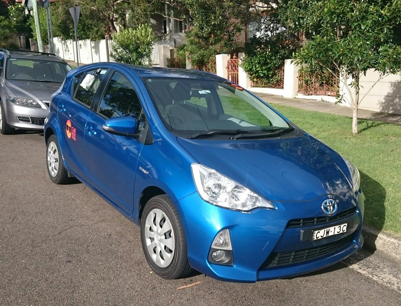 Picture of Jo's 2012 Toyota Prius-C