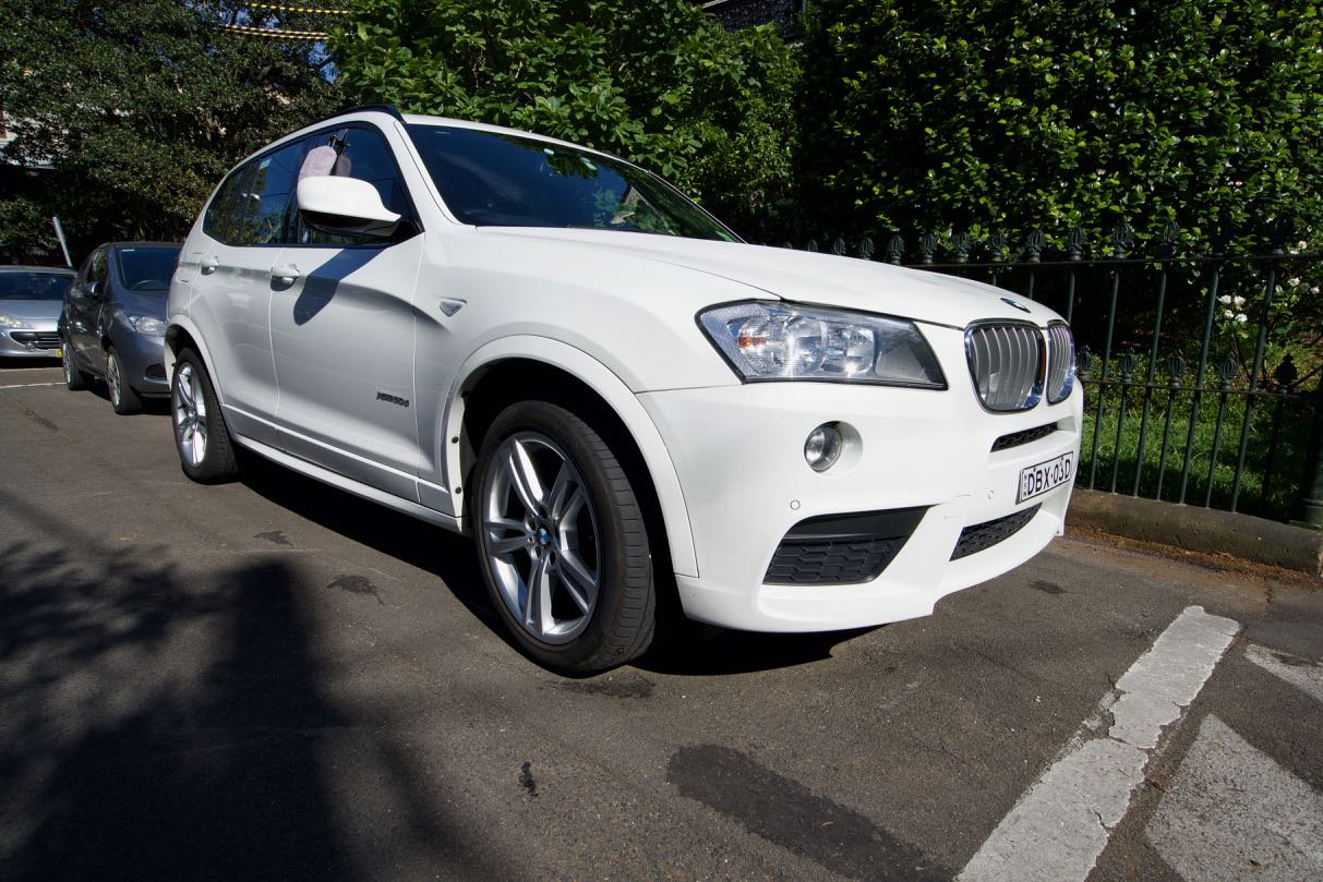Picture of Jonathan's 2012 BMW X3