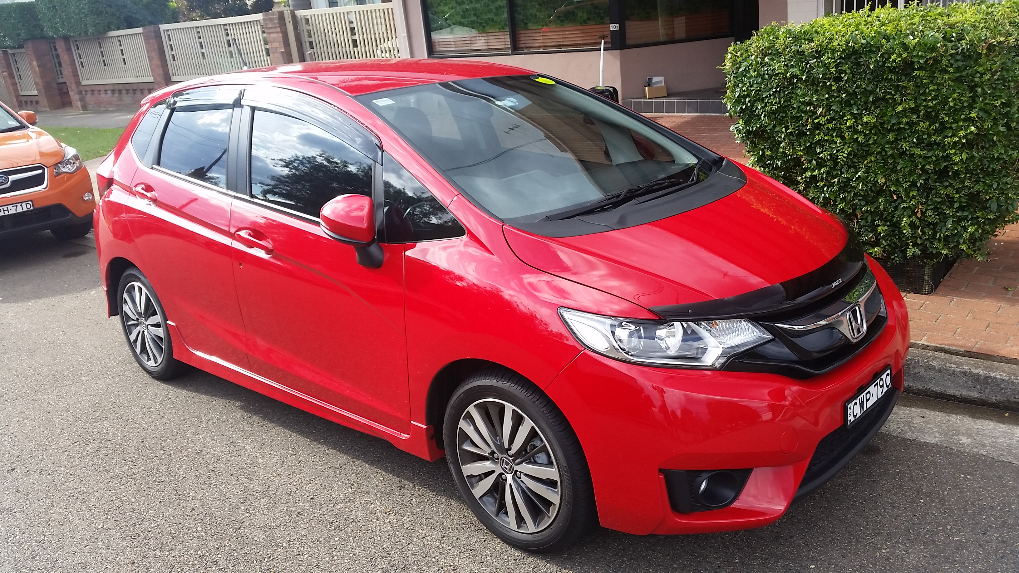 Picture of Katie's 2014 Honda Jazz