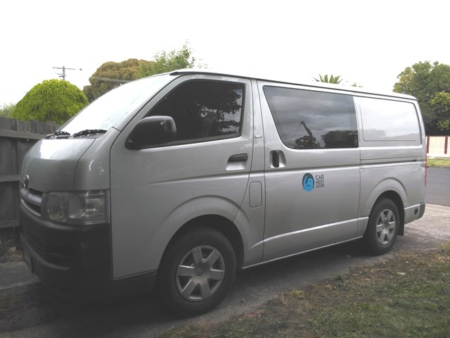 Picture of Will's 2006 Toyota Hiace