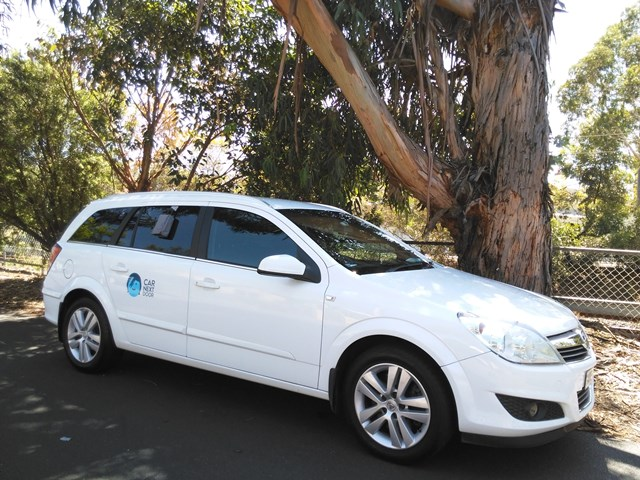 Picture of Bernie's 2008 Holden Astra