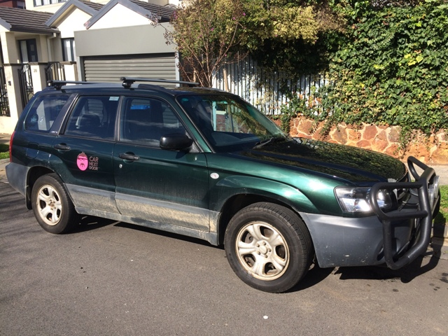 Picture of Jess' 2004 Subaru Forester