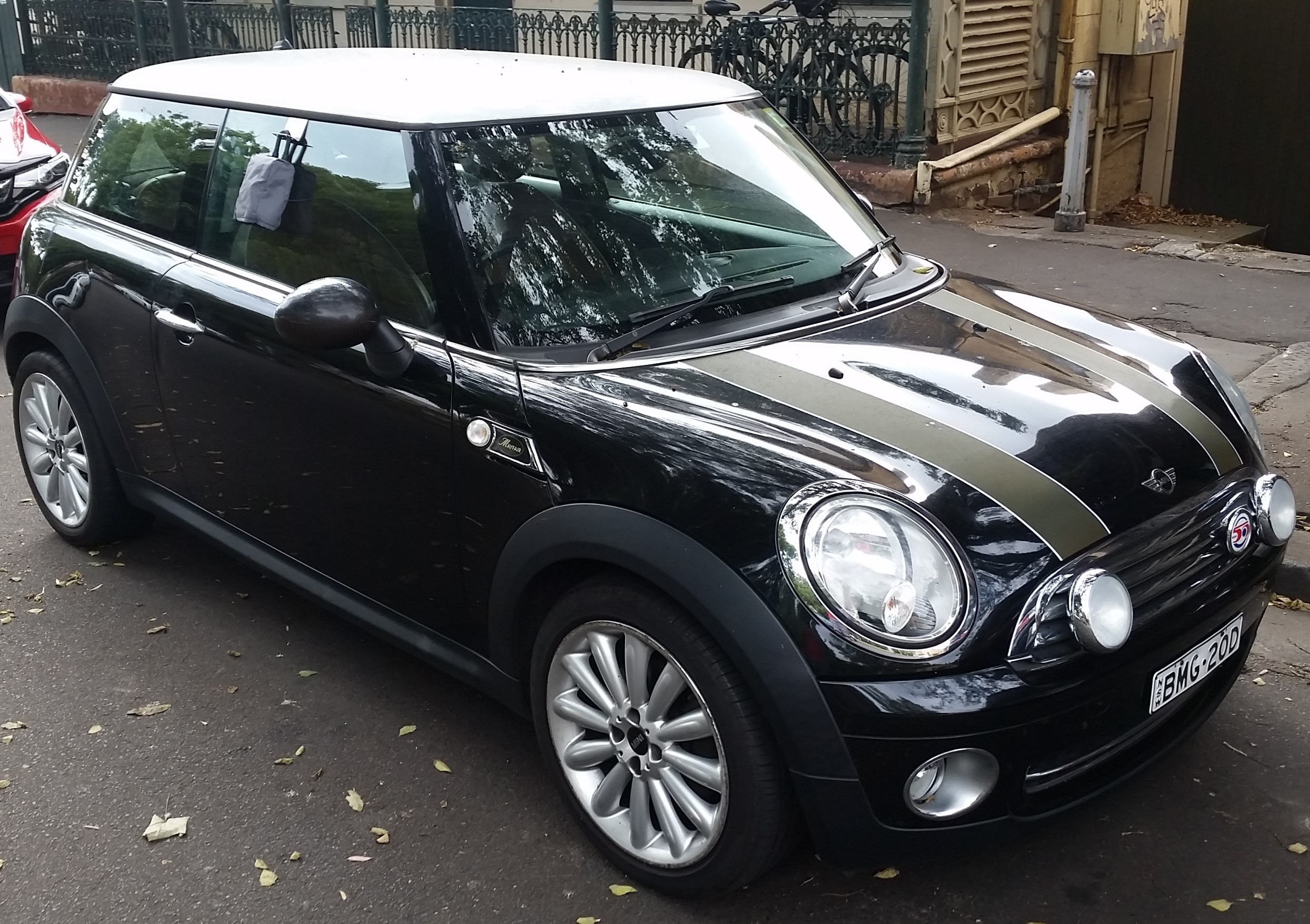Picture of Mary's 2009 MINI Cooper