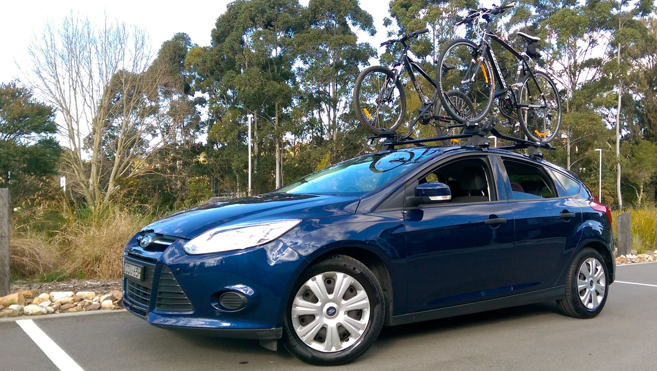 Picture of Andrew's 2011 Ford Focus
