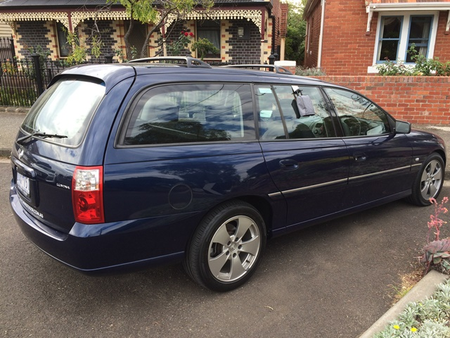 Picture of Vanessa's 2005 Holden VZ Lumina