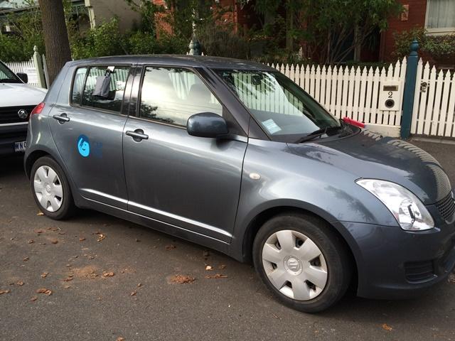 Picture of Allison's 2010 Suzuki Swift