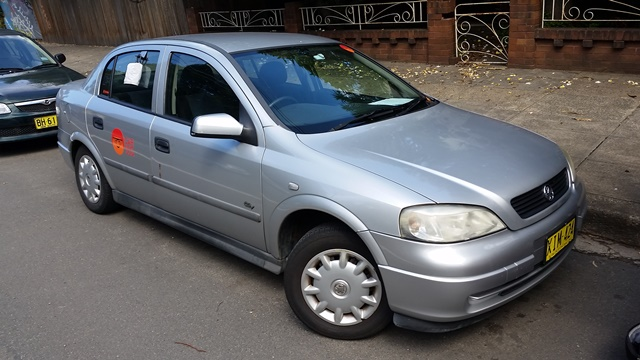 Picture of Nicole's 2001 Holden Astra
