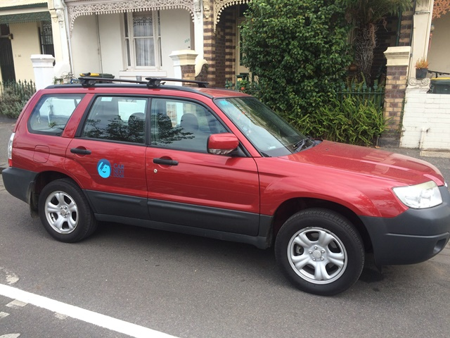 Picture of Kate's 2006 Subaru Forester