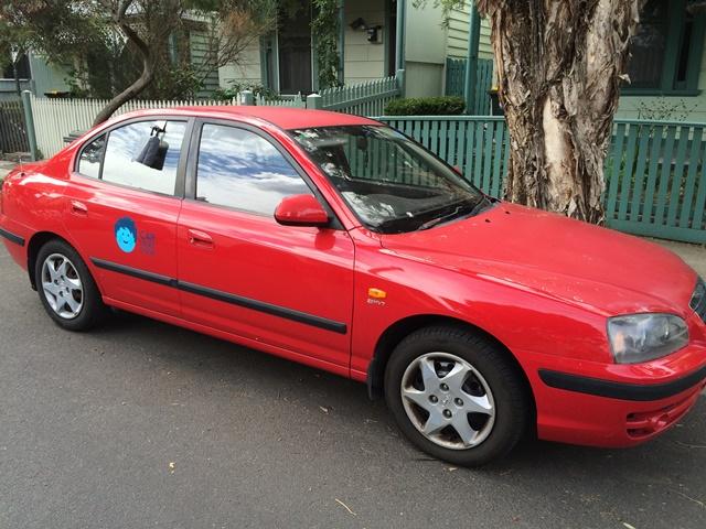 Picture of Heidi's 2005 Hyundai Elantra