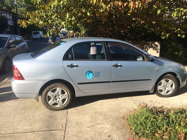 Picture of Jenny's 2006 Toyota Corolla