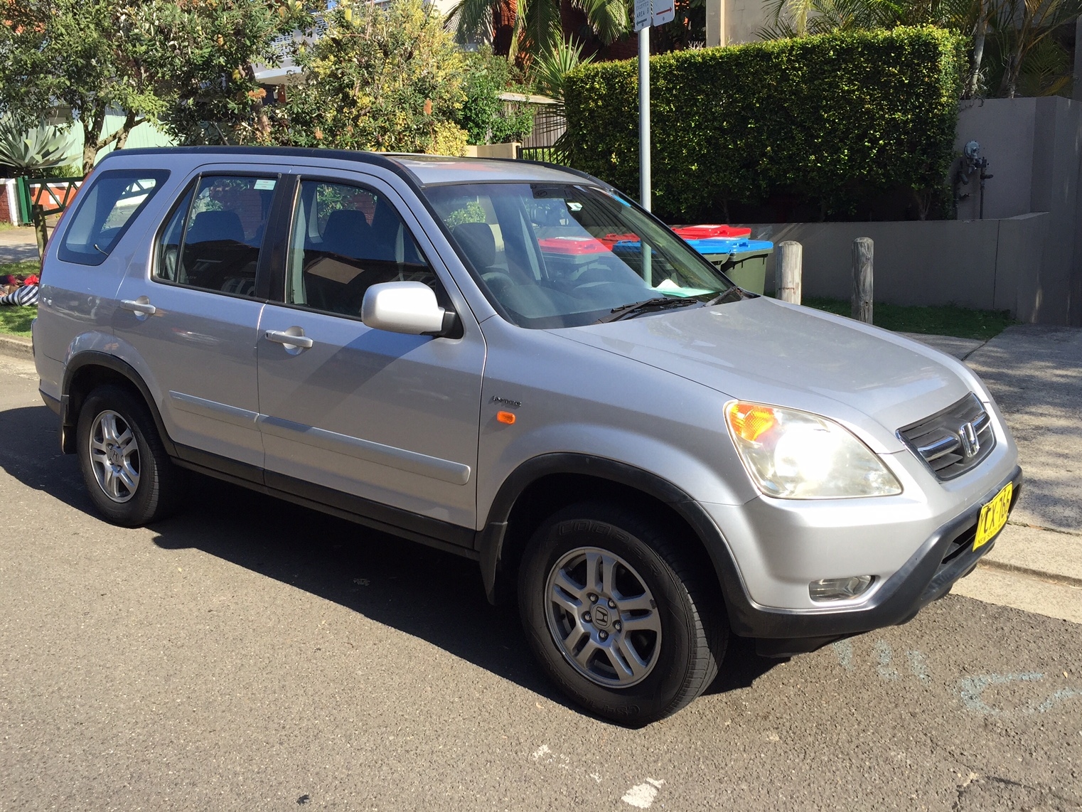 Picture of Mark's 2002 Honda CRV