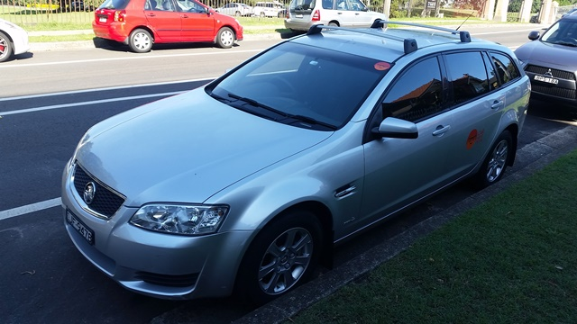 Picture of Jamie's 2010 Holden Commodore