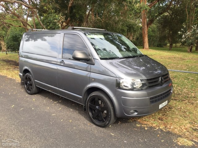 Picture of Matthew's 2010 Volkswagen Transporter