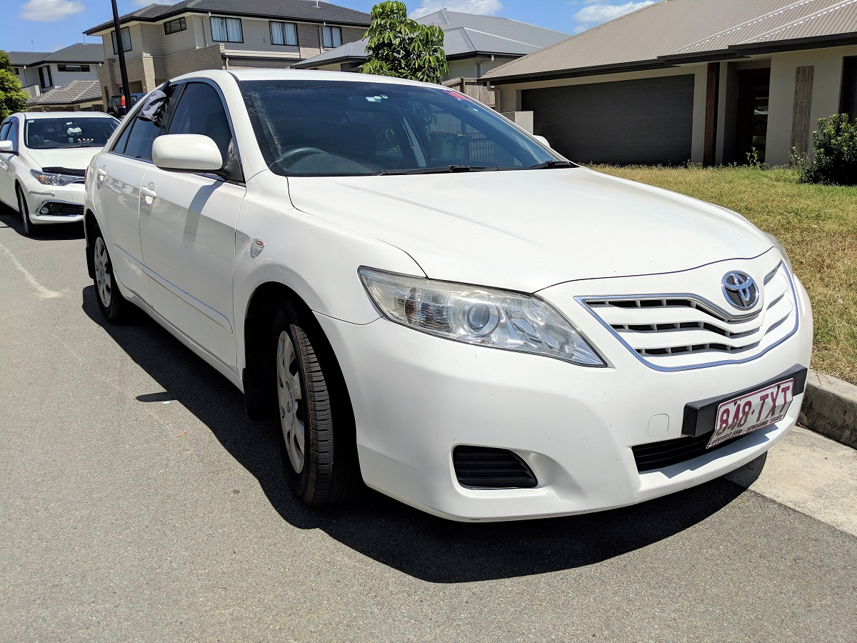 Picture of Scott's 2010 Toyota Camry