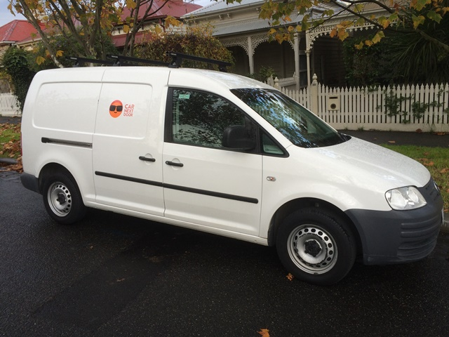 Picture of Victoria's 2010 Volkswagen Caddy Maxi