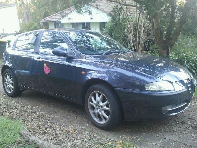 Picture of Ursula's 2003 Alfa Romeo 147