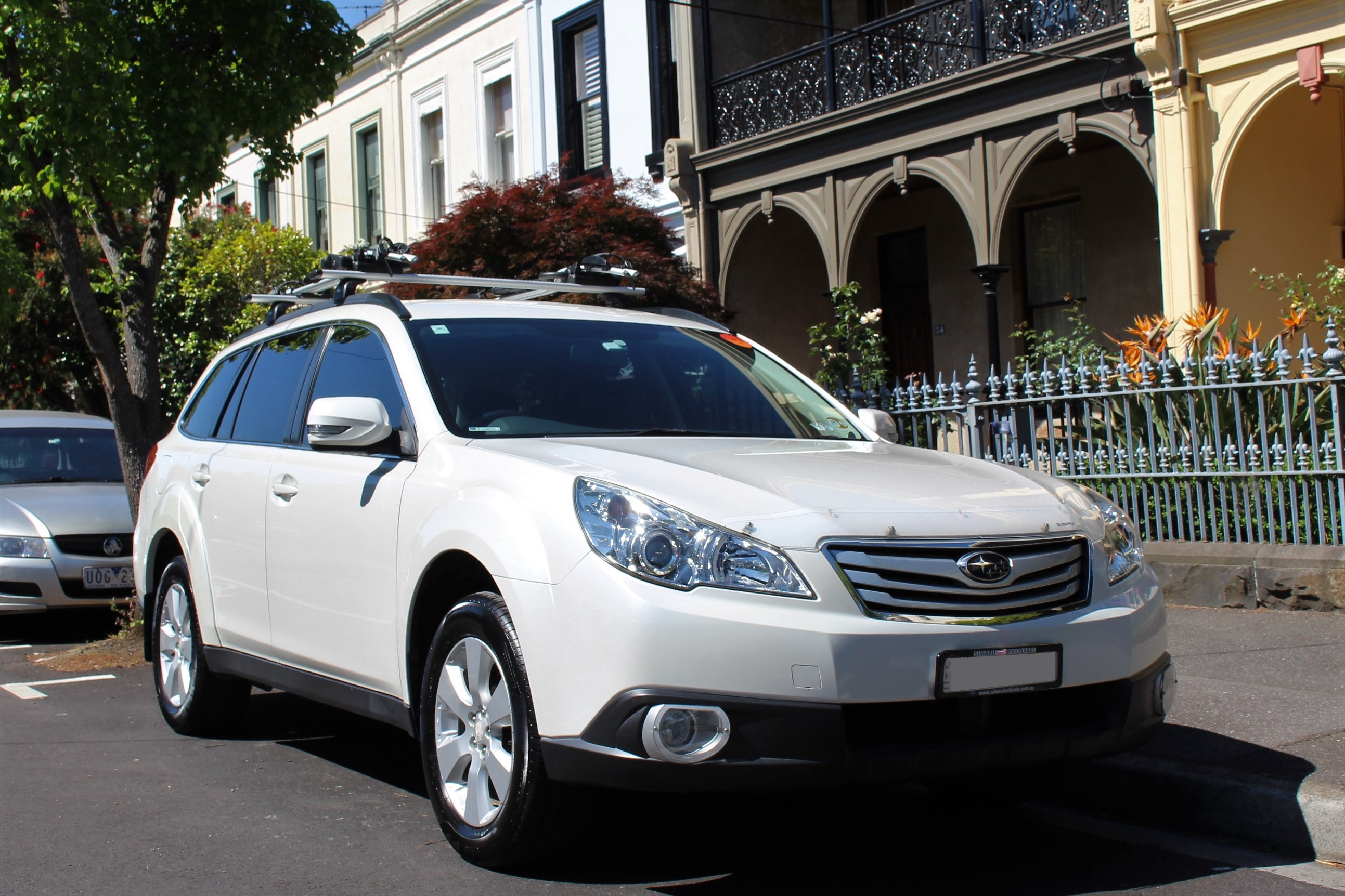 Picture of Frank's 2009 Subaru Outback