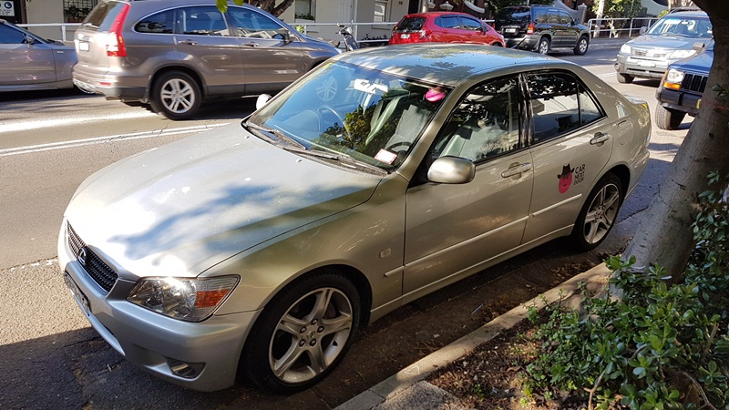 Picture of Lloyd's 2005 Lexus IS200