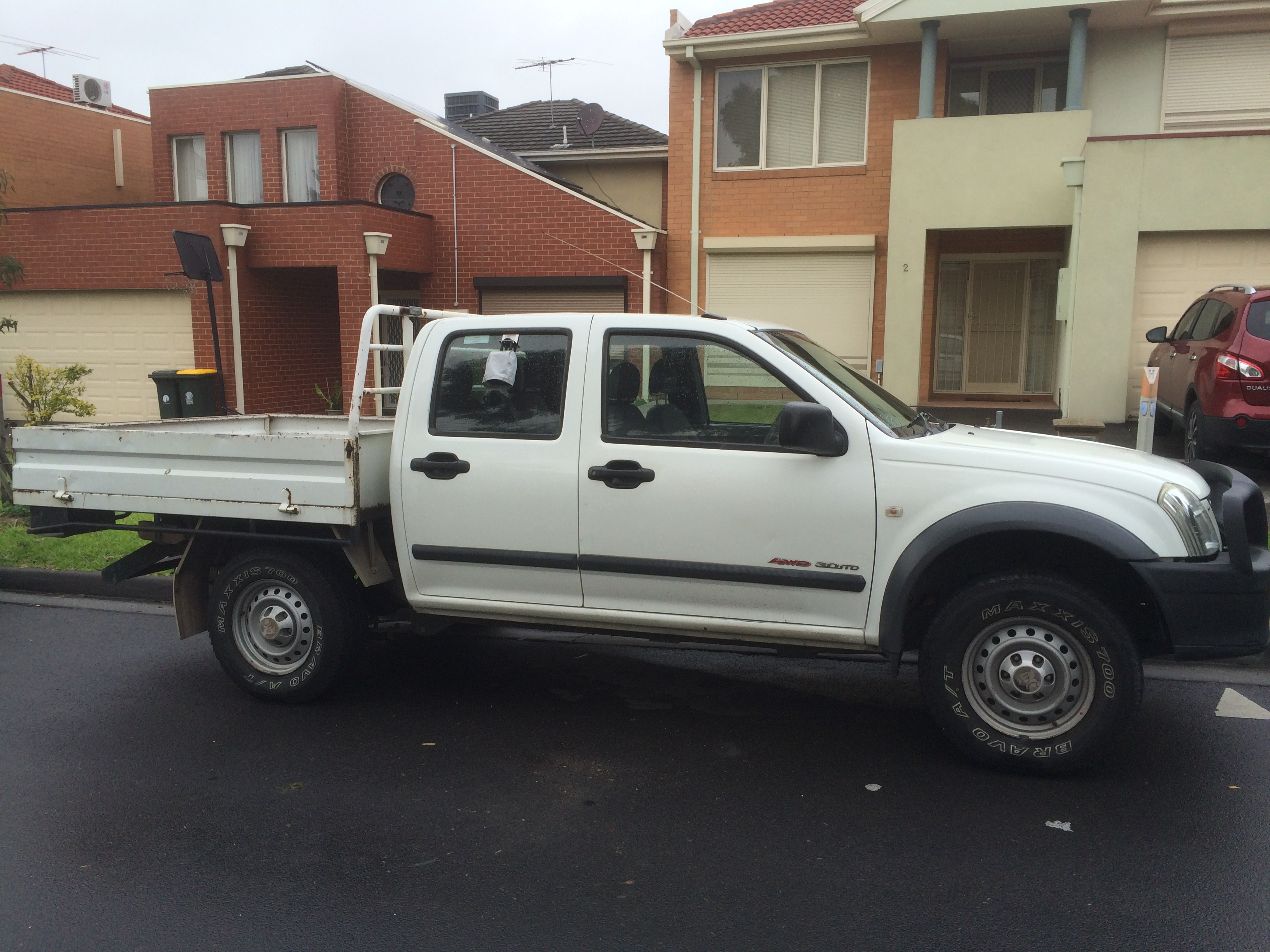 Picture of Peter's 2004 Holden Rodeo Dual Cab
