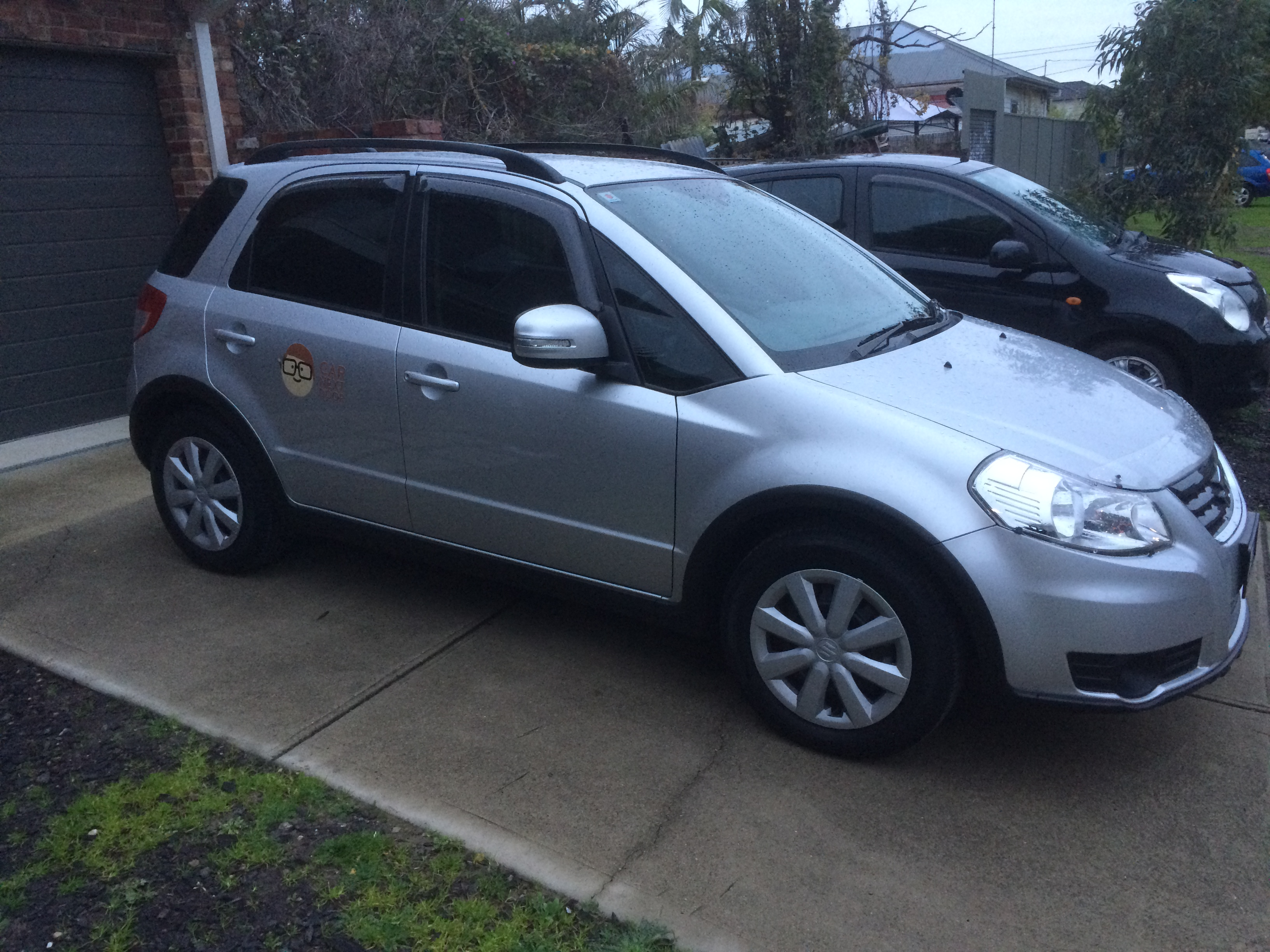 Rent Yang's 2014 Suzuki SX4 by the hour or day in Maidstone, VIC