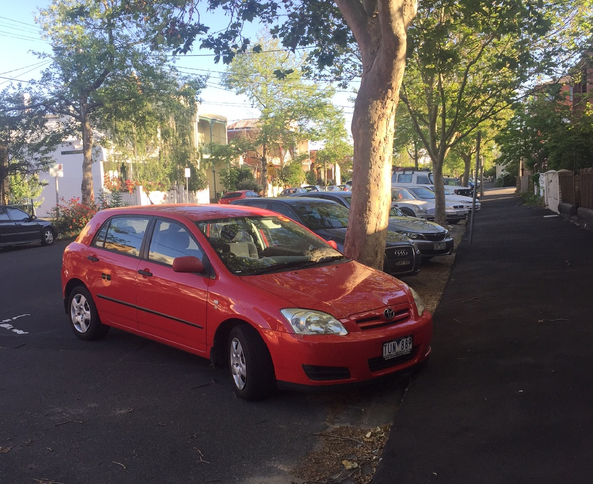 Picture of Kate's 2005 Toyota Corolla