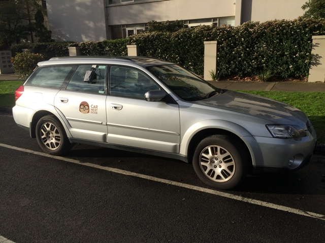 Picture of Fiona's 2005 Subaru Outback